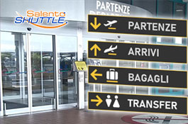 Navetta da bari aeroporto
